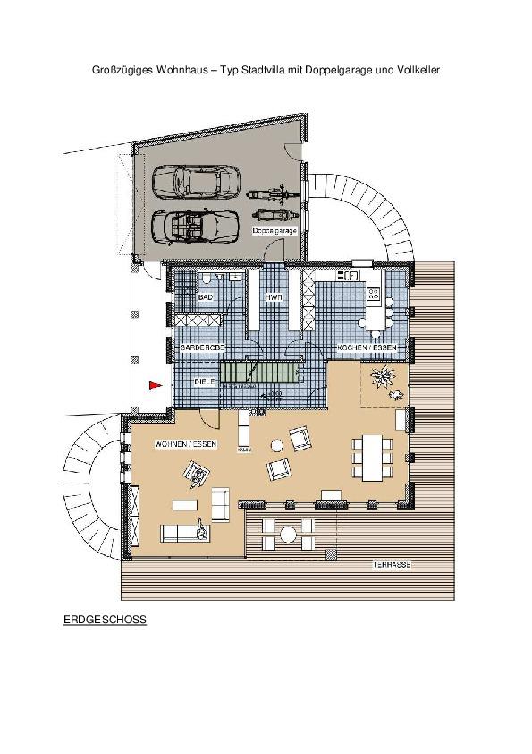 gro z gige stadtvilla ais. Black Bedroom Furniture Sets. Home Design Ideas