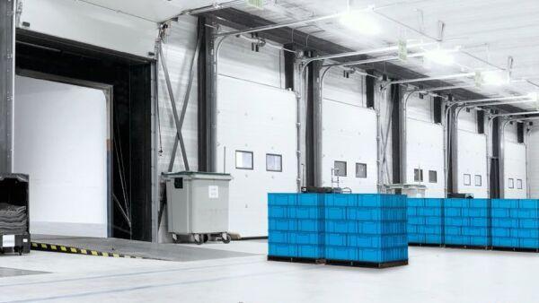 Sektionaltore Alpha ISO 60 mm / ALU 60 mm