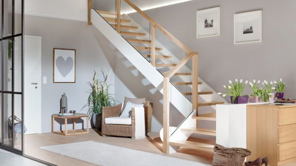 wangentreppen ais. Black Bedroom Furniture Sets. Home Design Ideas