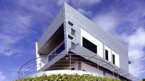 RHEINZINK-Fassadenbekleidungssysteme