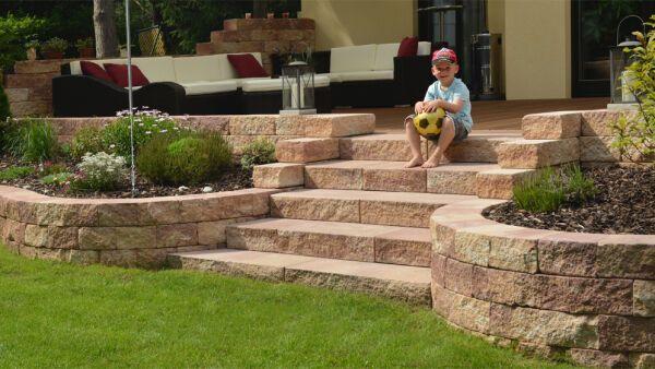 Gartenmobel Set Akazie : Mauer und Böschungssysteme  aisonlinede
